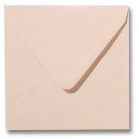 Gekleurde envelop Abrikoos