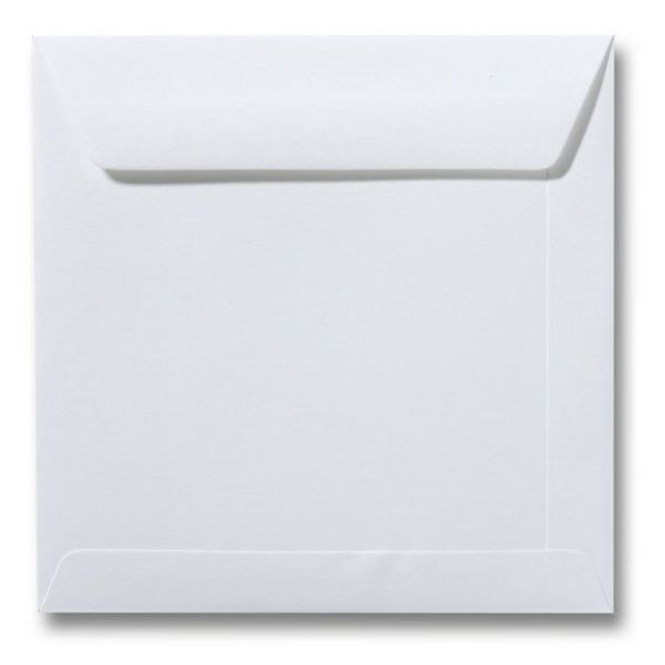 Blanco envelop 220 x 220 mm