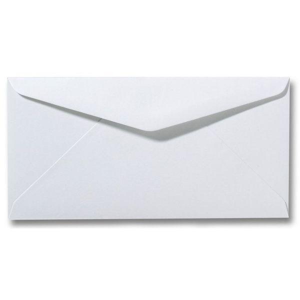Blanco envelop 220 x 110 mm