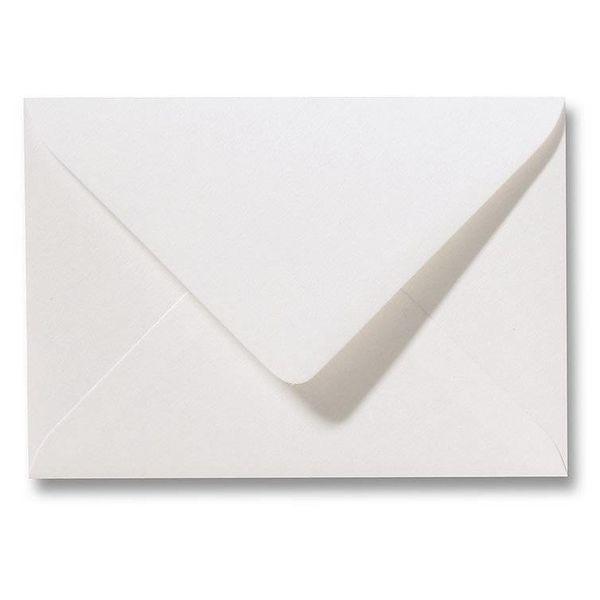 Blanco envelop 110 x 156