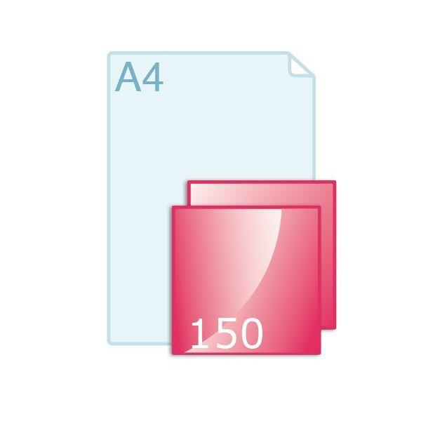 Inlegvellen voor kaart 150 x 150 (150 x 150 mm)