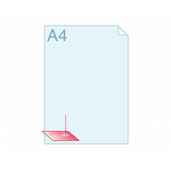 Laserstansen op formaat Visitekaartje (85 x 55 mm) of kleiner
