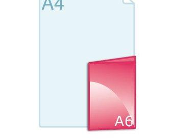 Kerstkaarten drukken A6 formaat