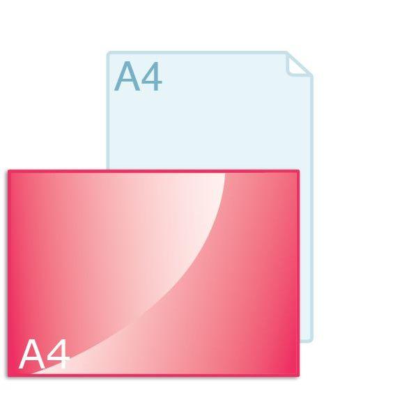 Enkele kaart A4 (297 x 210 mm) liggend