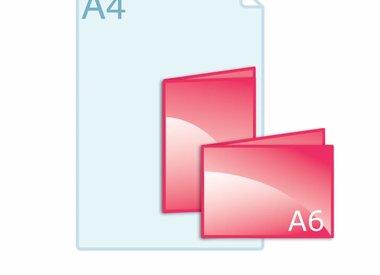 Folders A6 (105 x 148 mm)