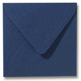 Gekleurde envelop Donkerblauw