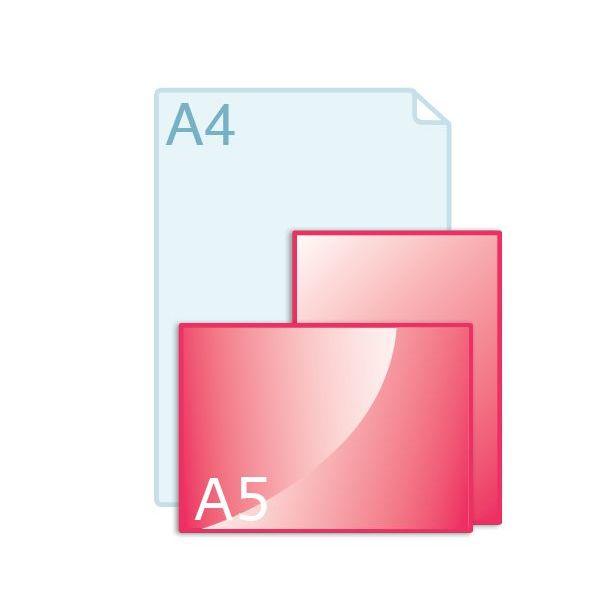 Enkele kaart A5 (148 x 210 mm)  - Teussink