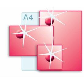 3D Touch Spotlak op enkel A3 of kleiner.