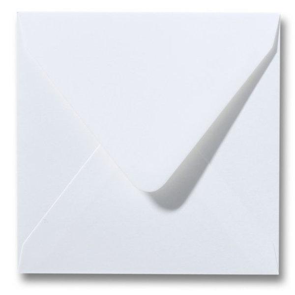 Blanco envelop carré 120