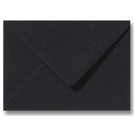 Blanco envelop 110 x 220 mm Zwart
