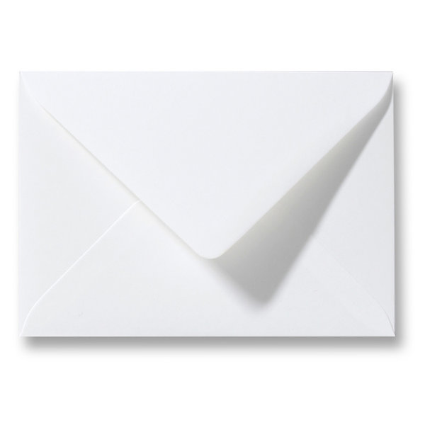 Blanco envelop 110 x 220 mm Biotop
