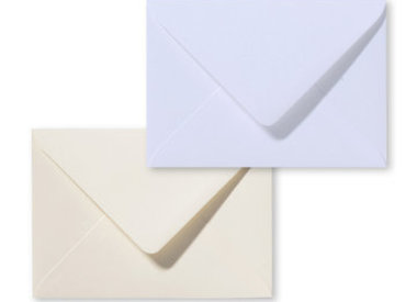 Blanco enveloppen structuur