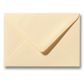 Bedrukte envelop 110 x 220 mm Chamois