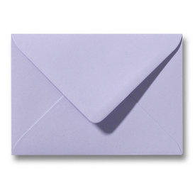 Bedrukte envelop 114 x 162 mm Lavendel