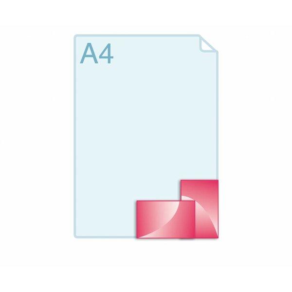 Labels 40 x 70 mm kleur