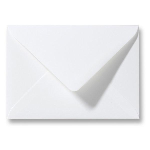 Blanco envelop 133 x 185 mm Biotop