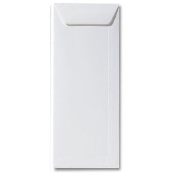 Blanco envelop 125 x 312 mm