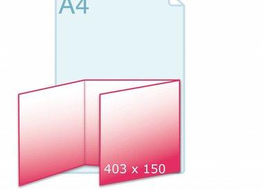 Drieluik carré 150