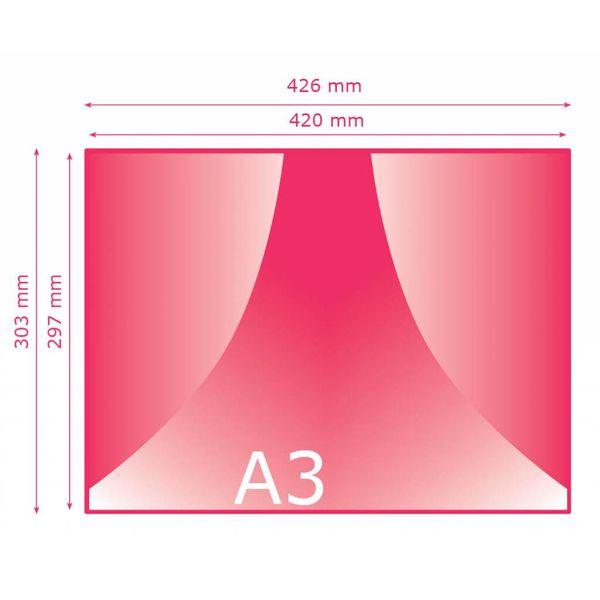 Enkele kaart A3 (297 x 420 mm)
