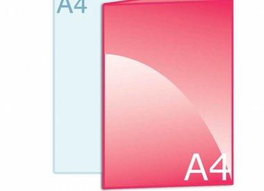 Folders A4 (210 x 297 mm)