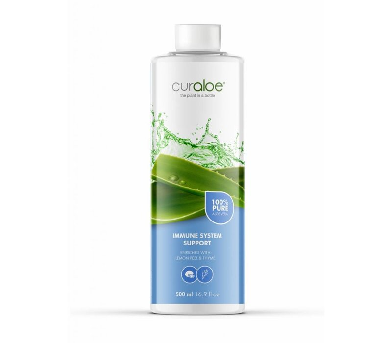 Immune System Support Aloe Vera Health Juice Curaloe