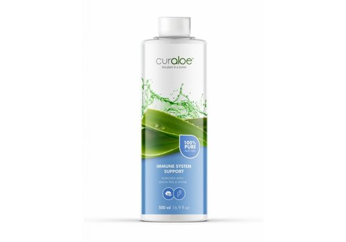 Curaloe® Immune System Support Aloe Vera Health Supplement - 12 month supply