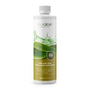 Curaloe® Health line - Pure Aloë Vera Juice Curaloe® 500ml / 17.0 fl oz