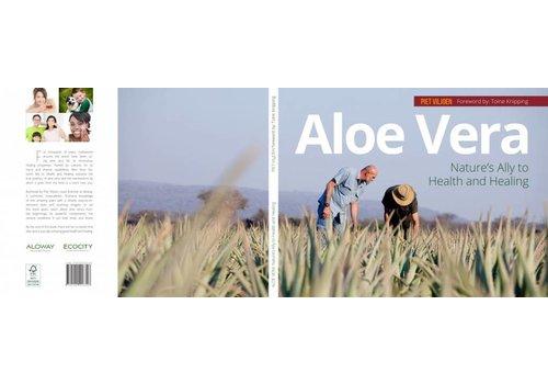 Curaloe® Special - Aloë Vera Boek door Piet Viljoen