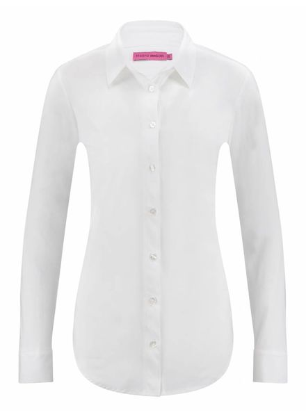 Studio Anneloes Poppy Blouse White