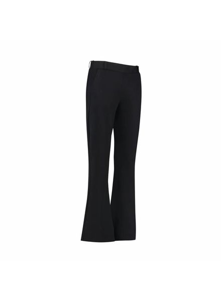 Studio Anneloes Flair Bonded Trouser Black