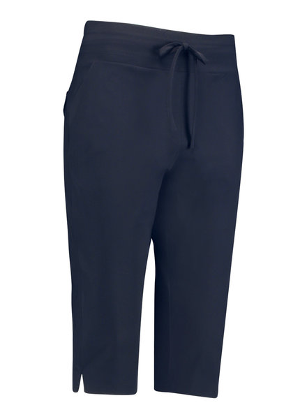 Studio Anneloes Upstairs capri trousers Dark Blue