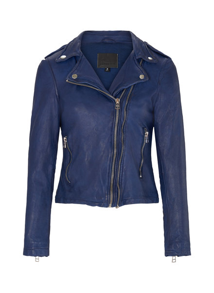 Goosecraft Biker  513 Denim Blue