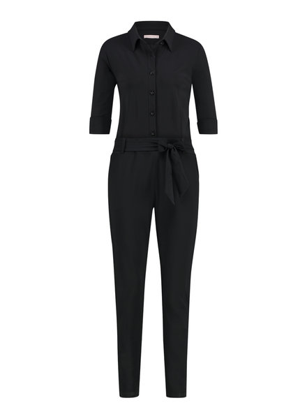 Studio Anneloes Angelique Jumpsuit 3/4 Black