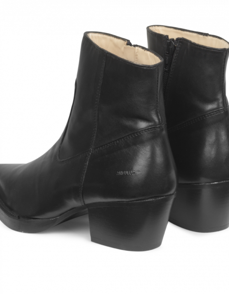 Angulus Ankle Boot Black