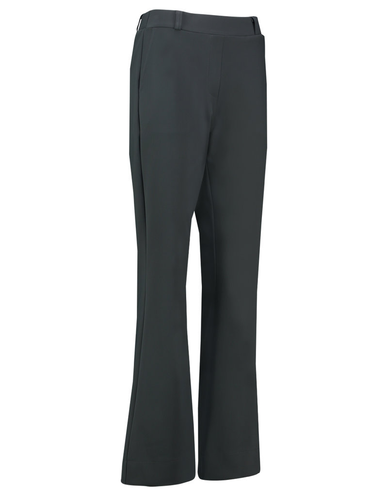 Studio Anneloes Flair Bonded Trousers Darkgrey