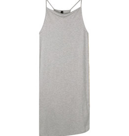 10Days Holiday Dress Light Grey Melee
