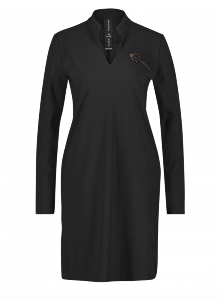 Jane Lushka Gerrie Dress Black