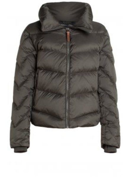 Moscow Short Coat Beluga