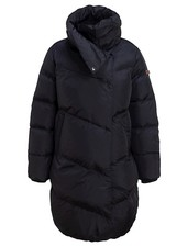 Moscow Mid Lenght Coat Black