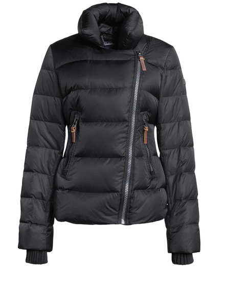 Moscow Petra Short Coat Black