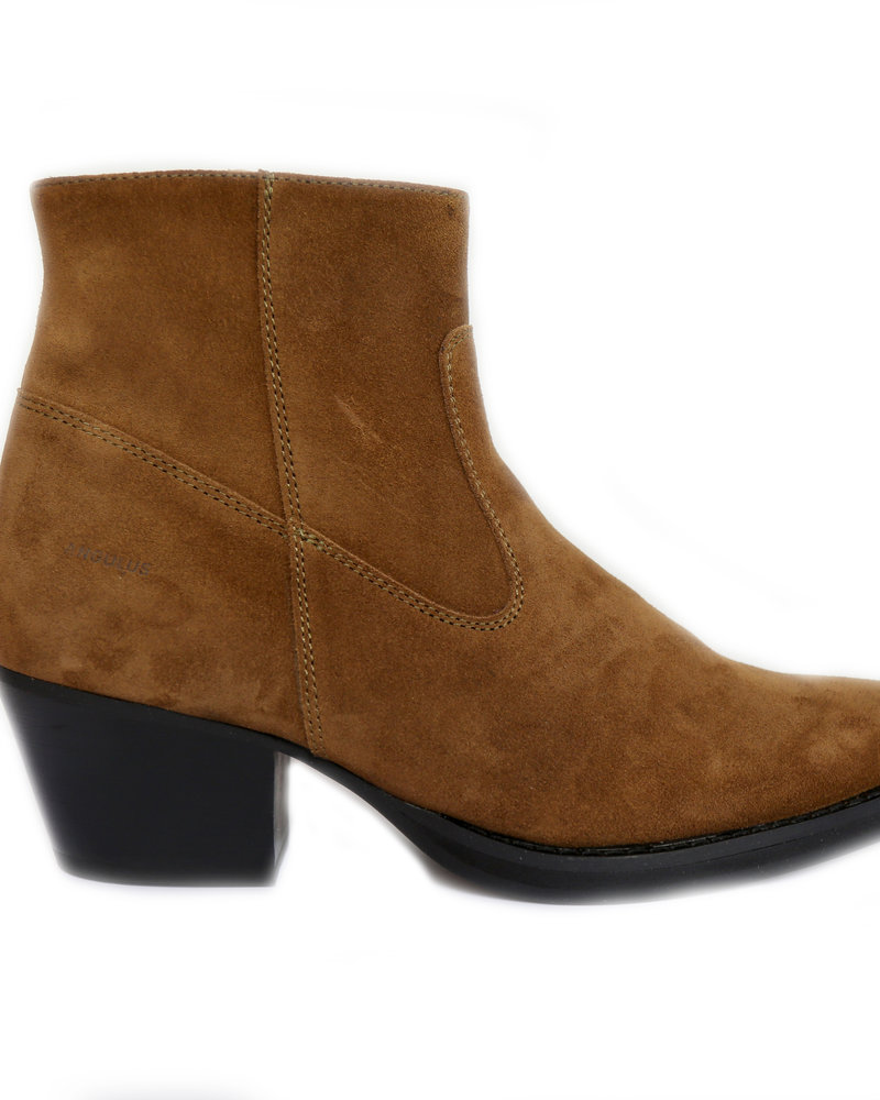 Angulus Ankle Boot Ocher