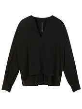 10Days Blouse Flowy Black