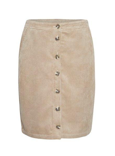 Moss Copenhagen Charis Jeppi Skirt White Pepper