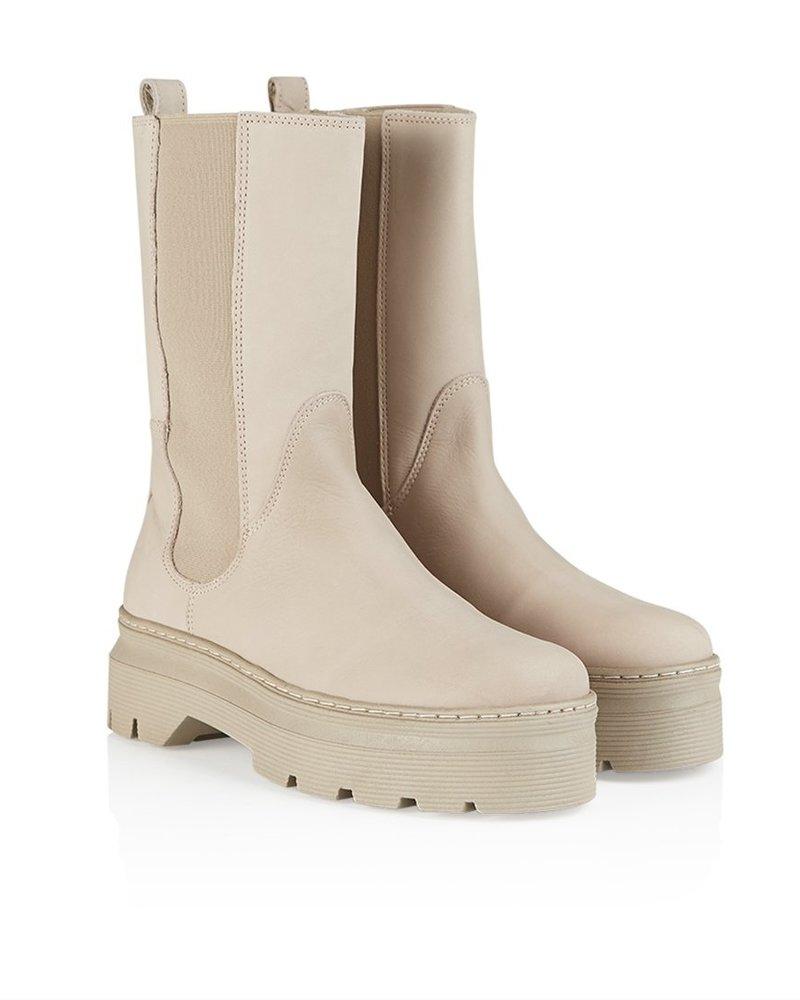Pavement Aya Chelsea Boot Nude