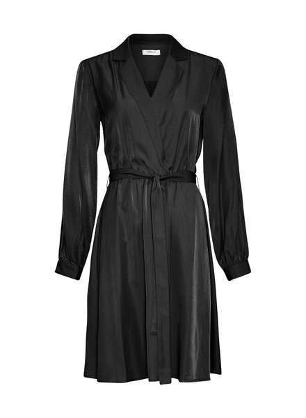 Moss Copenhagen Nille LS Dress Black