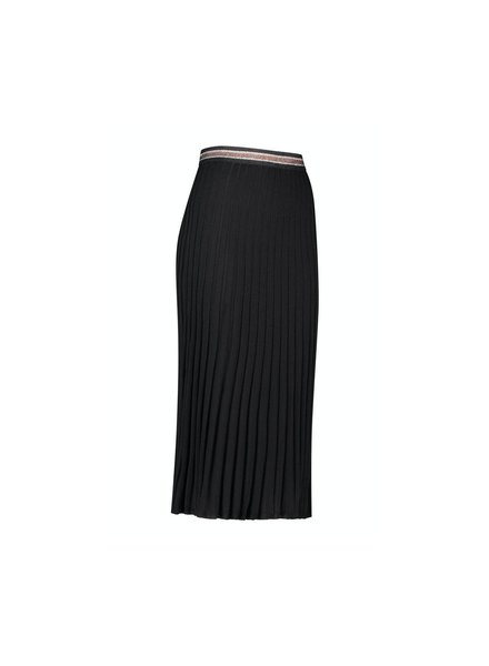 Studio Anneloes Micki Pleated Skirt Black