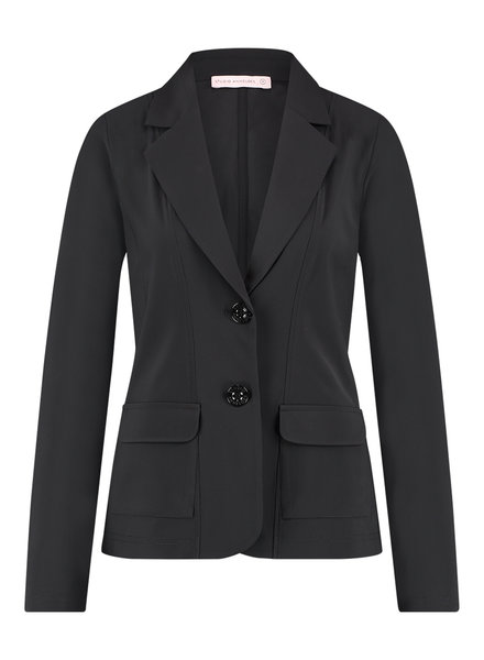 Studio Anneloes Clean Blazer Black