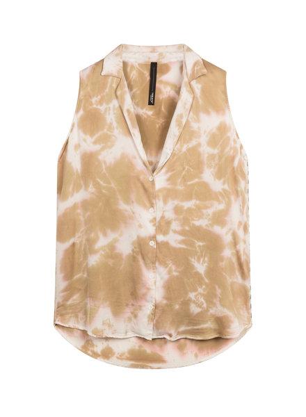 10Days Blouse Top Tie Dye Gold
