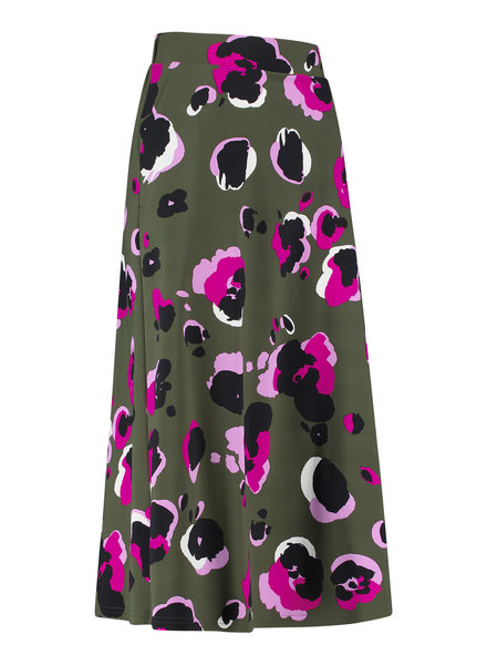 Studio Anneloes Yfke Arti Animal Skirt Jungle/Fuchsia