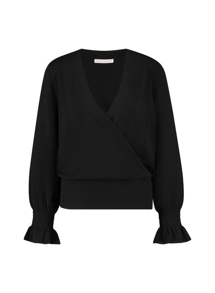 Studio Anneloes Gracie Pullover Black